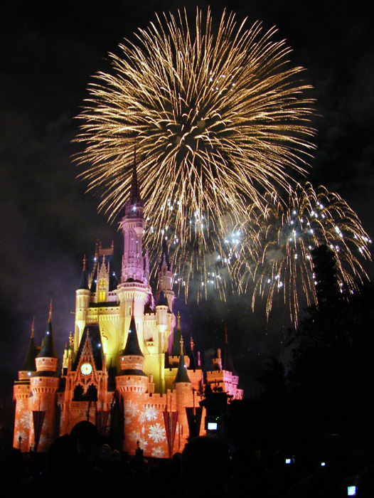 Holiday Wishes at Mickey's Very Merry Christmas Party - Magic Kingdom