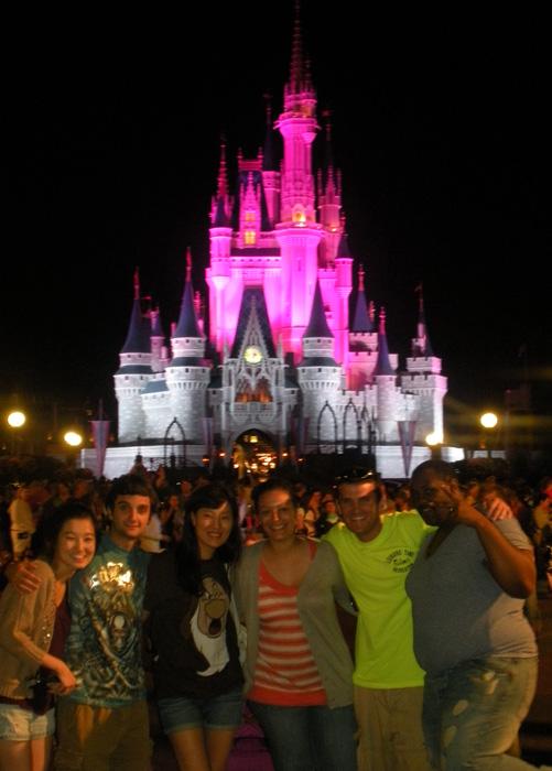 Amazing People @ Magic Kingdom, Disney World