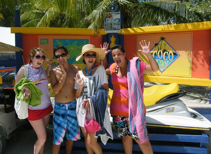 Coco Cay, The Bahamas