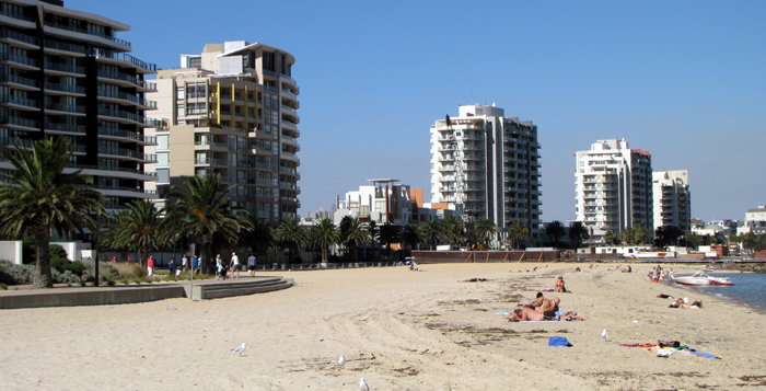 Port Melbourne Beach 1