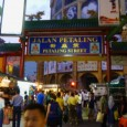 Part 4: Adventures down Petaling Street with Lady Bling Bling and my failed attempt at blowing the dude from the Cultural Dinner Show.