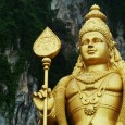 Part 5: It was meant to be a simple day exploring the Batu Caves, until we crossed paths with the Polis, a monkey and had a make-out ban imposed!