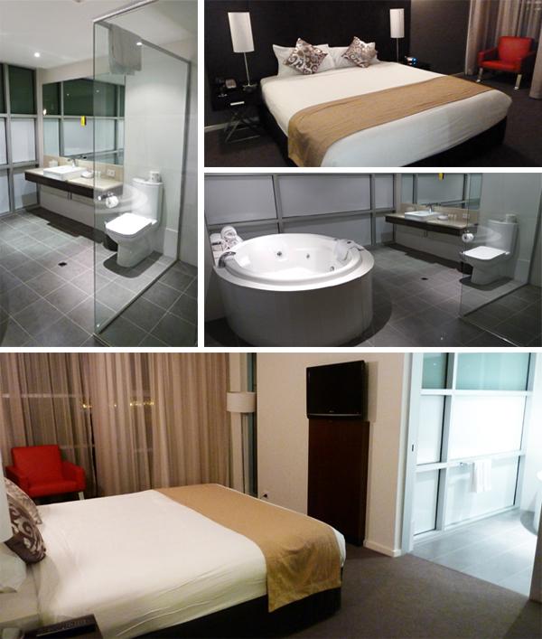 Mercure Hotel King Suite - Caroline Springs
