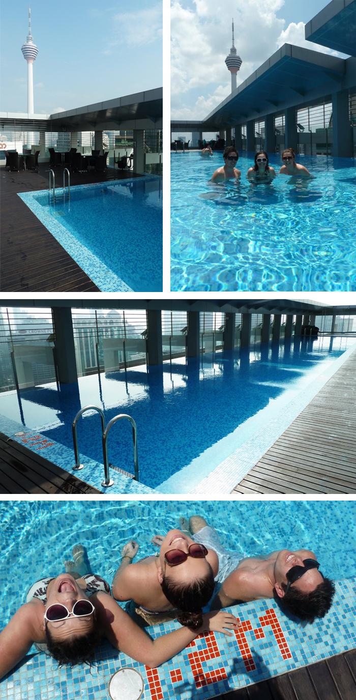 ParkRoyal Serviced Suites Kuala Lumpur SkyPool