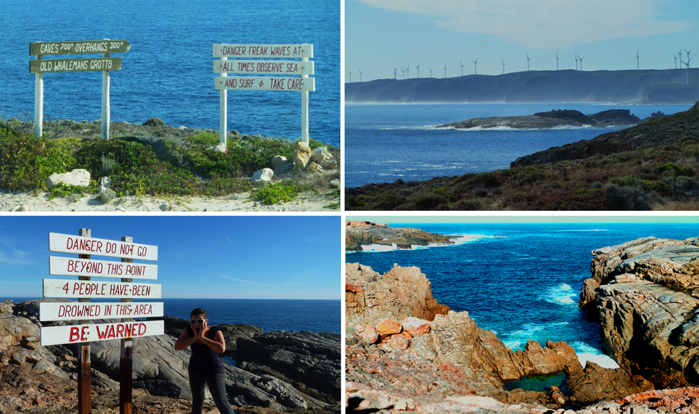 Cape Carnot, Whalers Way, South Australia