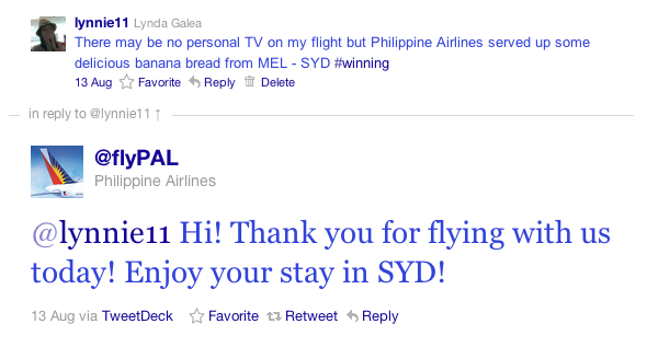 Philippine Airlines on Twitter