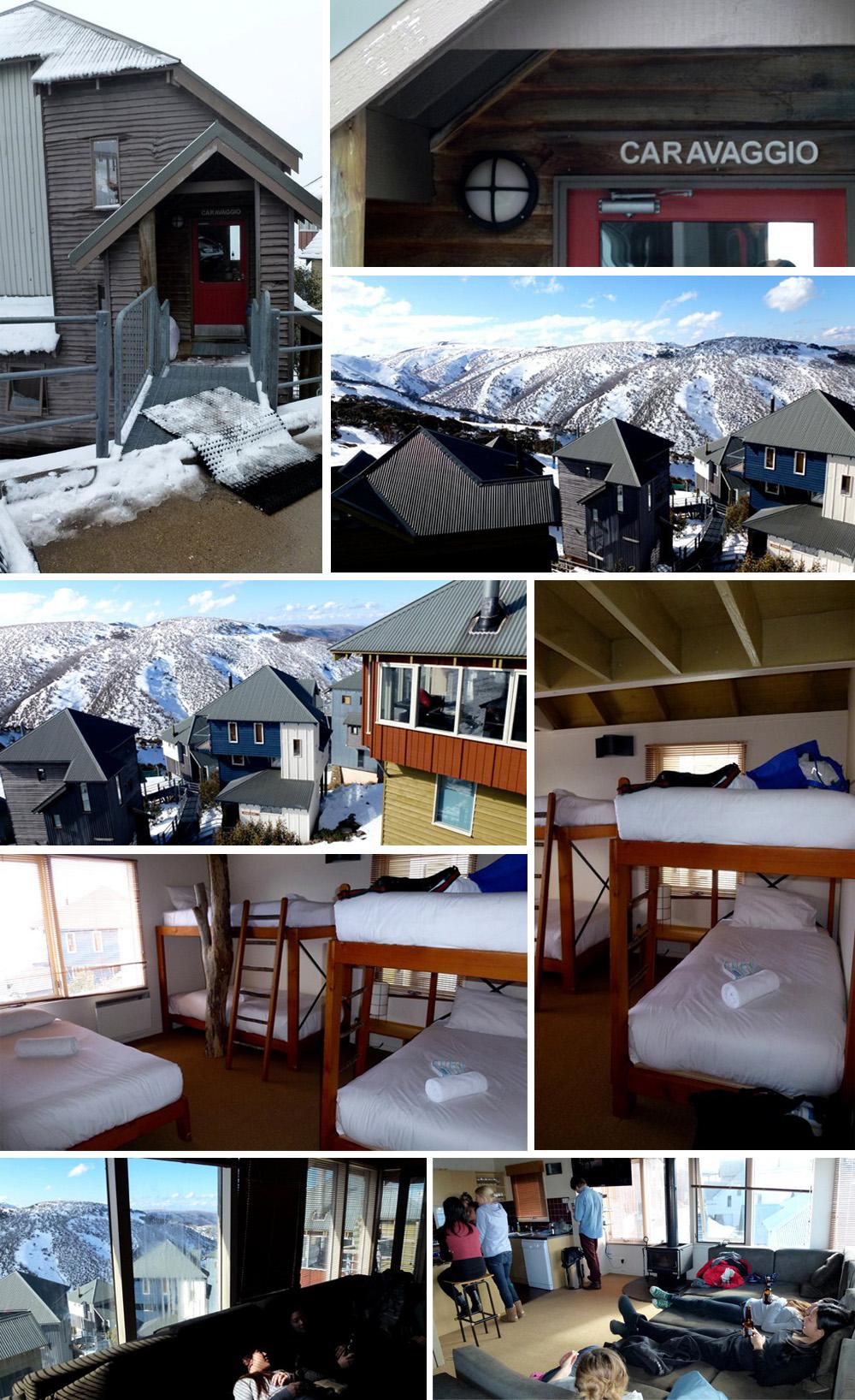 Caravaggio - Mt Hotham Ski Resort