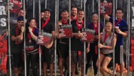 Run For Your Lives - a 5k obstacle course race that involves booze, mud, a plethora of topless men and zombies! Good thing I lack brains.