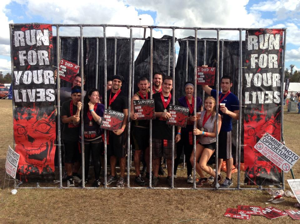 Run For Your Lives - Zombies in Orlando