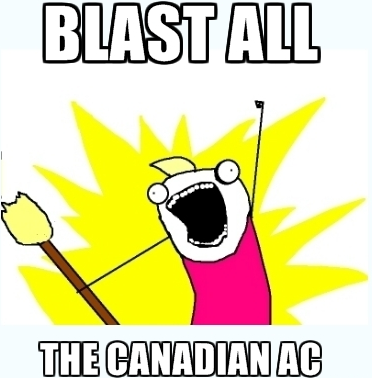 ALL THE CANADIAN AC