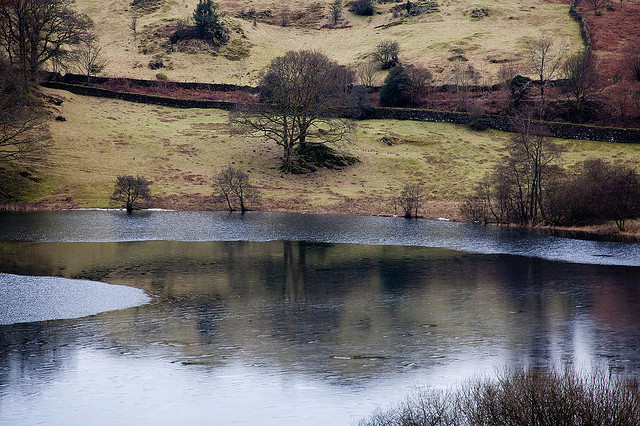 The Lake District is one of Britain's best winter travel destinations.