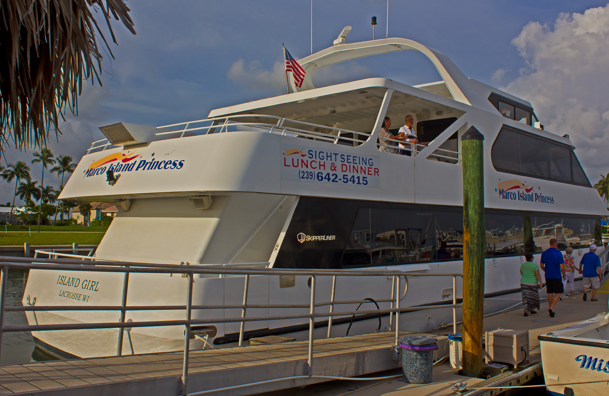 Marco Island Princess Sunset Dinner Cruise