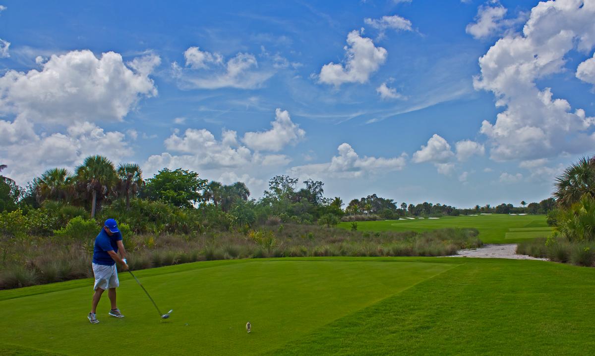 Marco Island Marriott Hammock Bay Golf Course