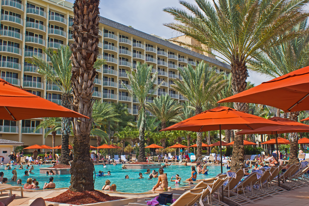 Quinn's Pool - Marco Island Marriott Beach Resort