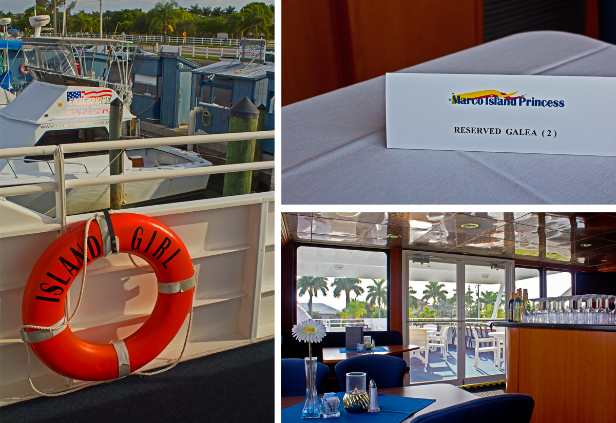 Marco Island Princess Sunset Dinner Cruise Review