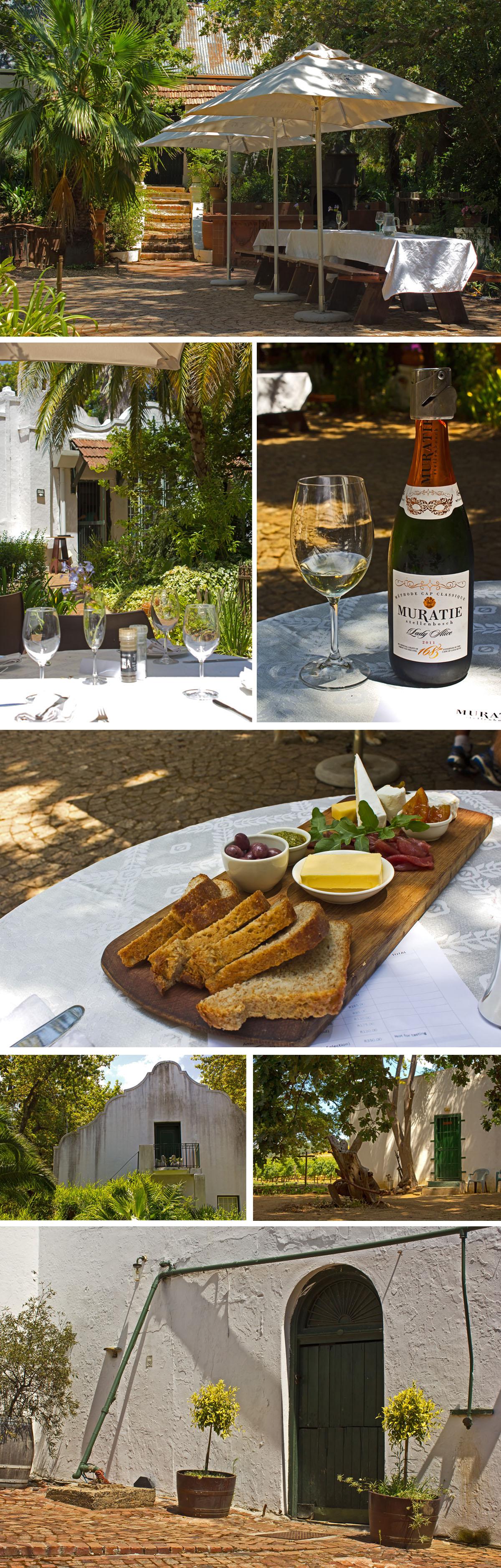 Muratie Winery Stellenbosch