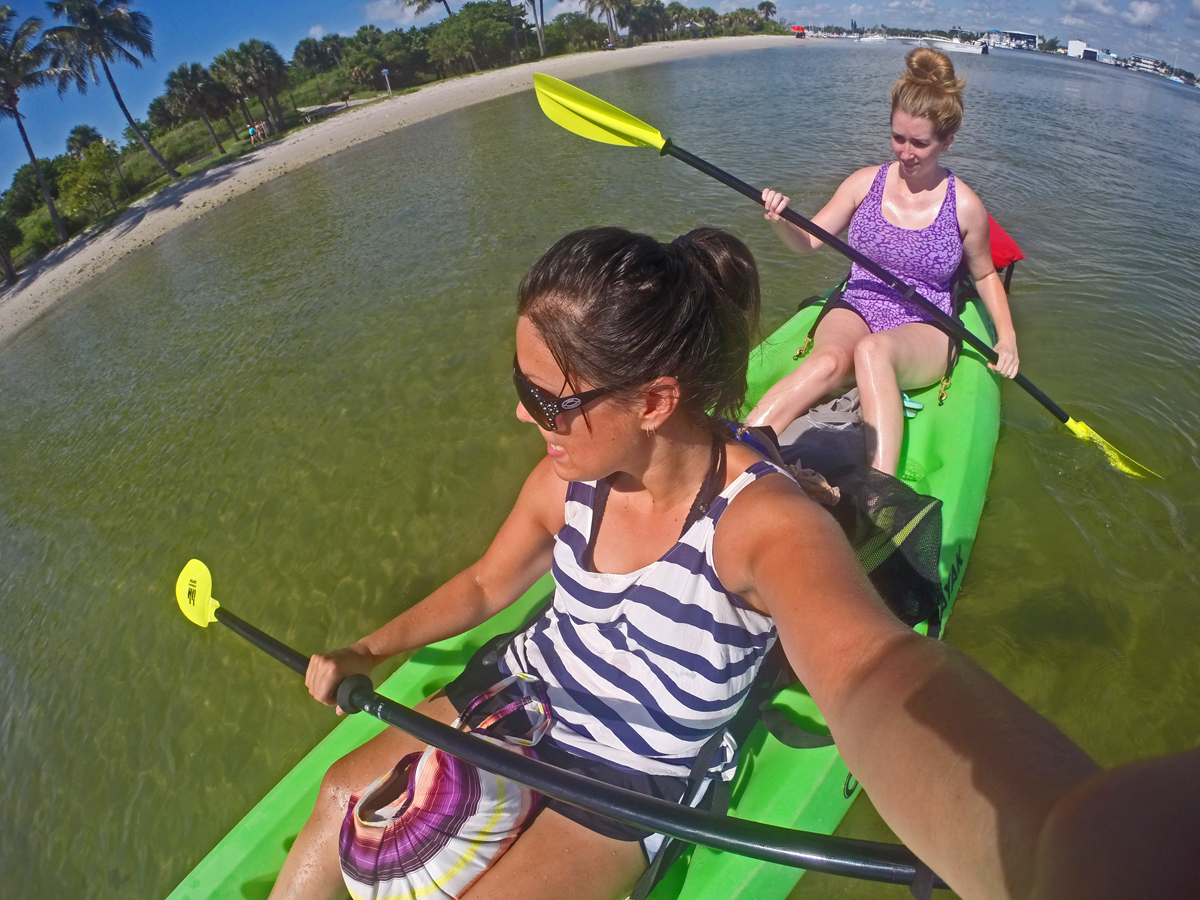 Peanut Island Adventure with Visit Palm Beach