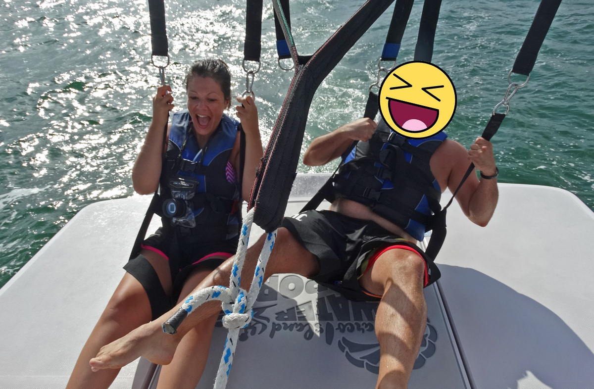 Marco Island Water Sports Review Parasailing