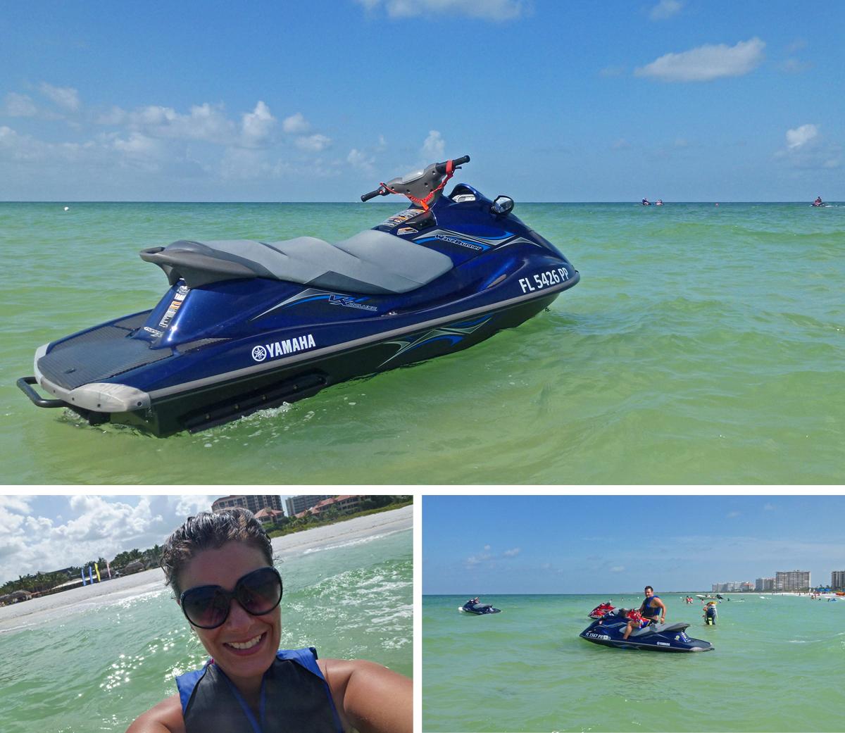 Marco Island Water Sports Waverunner Tour