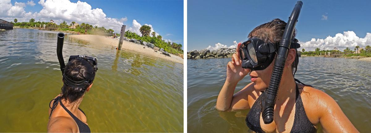 Peanut Island Snorkeling