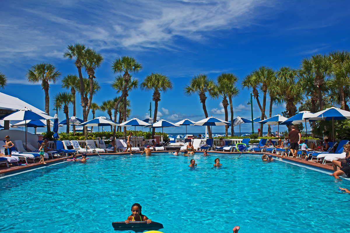 Loews Don CeSar Pool