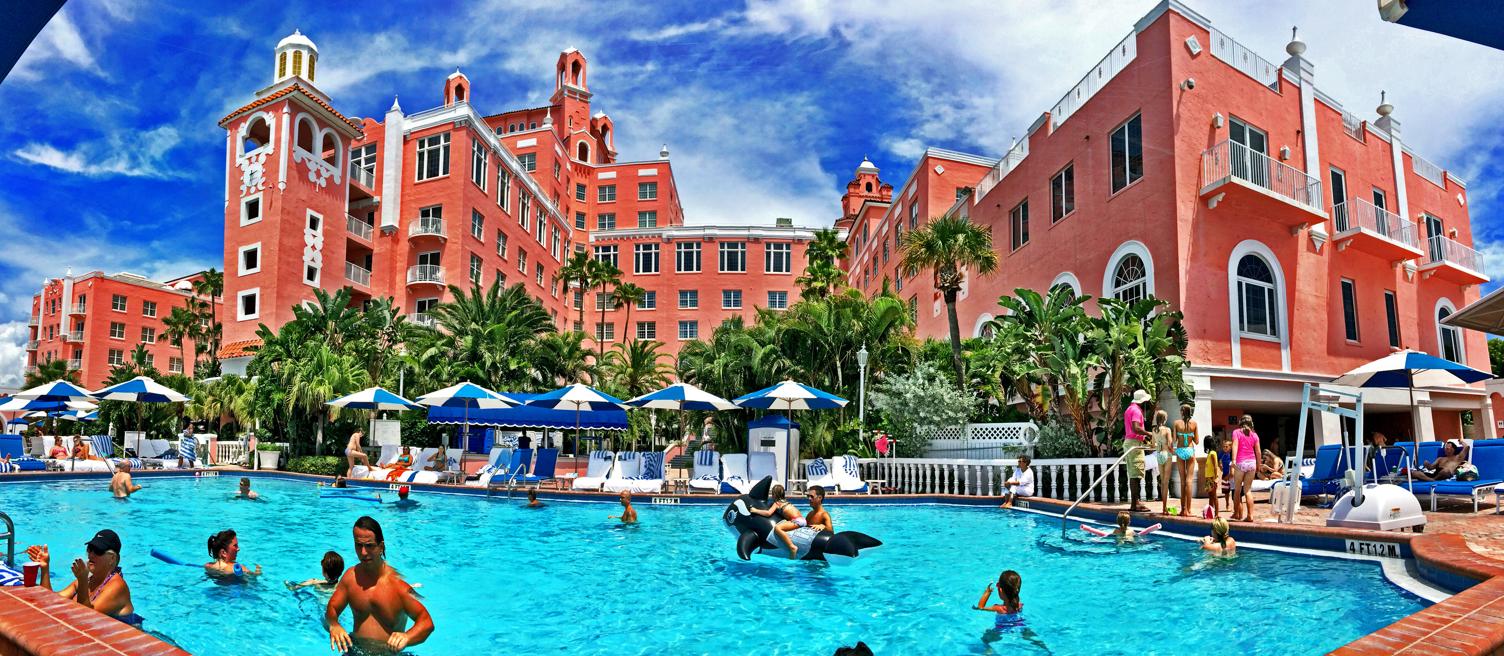 Loews Don CeSar Hotel Pool