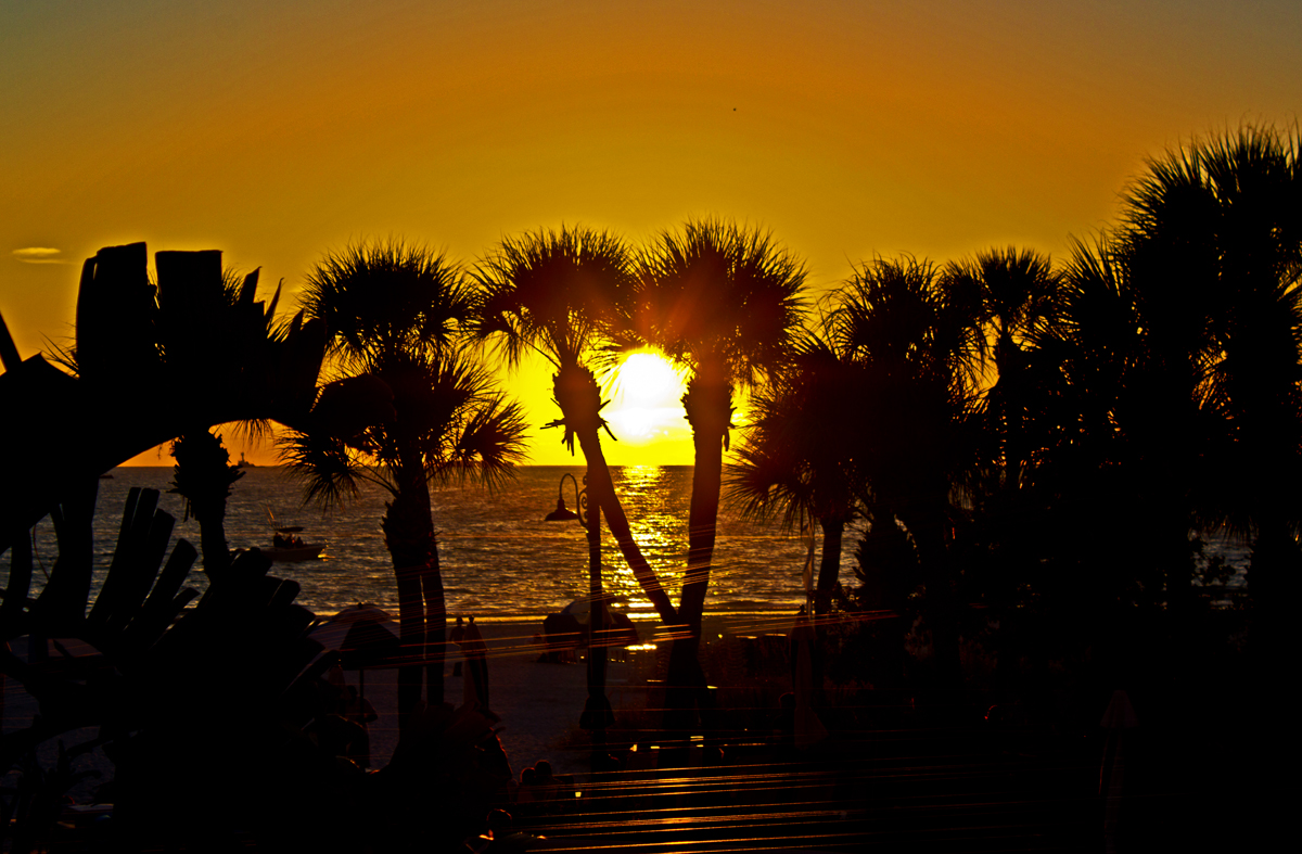 Loews Don CeSar Hotel Sunset