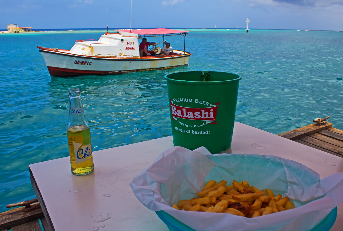 Where to eat in Aruba