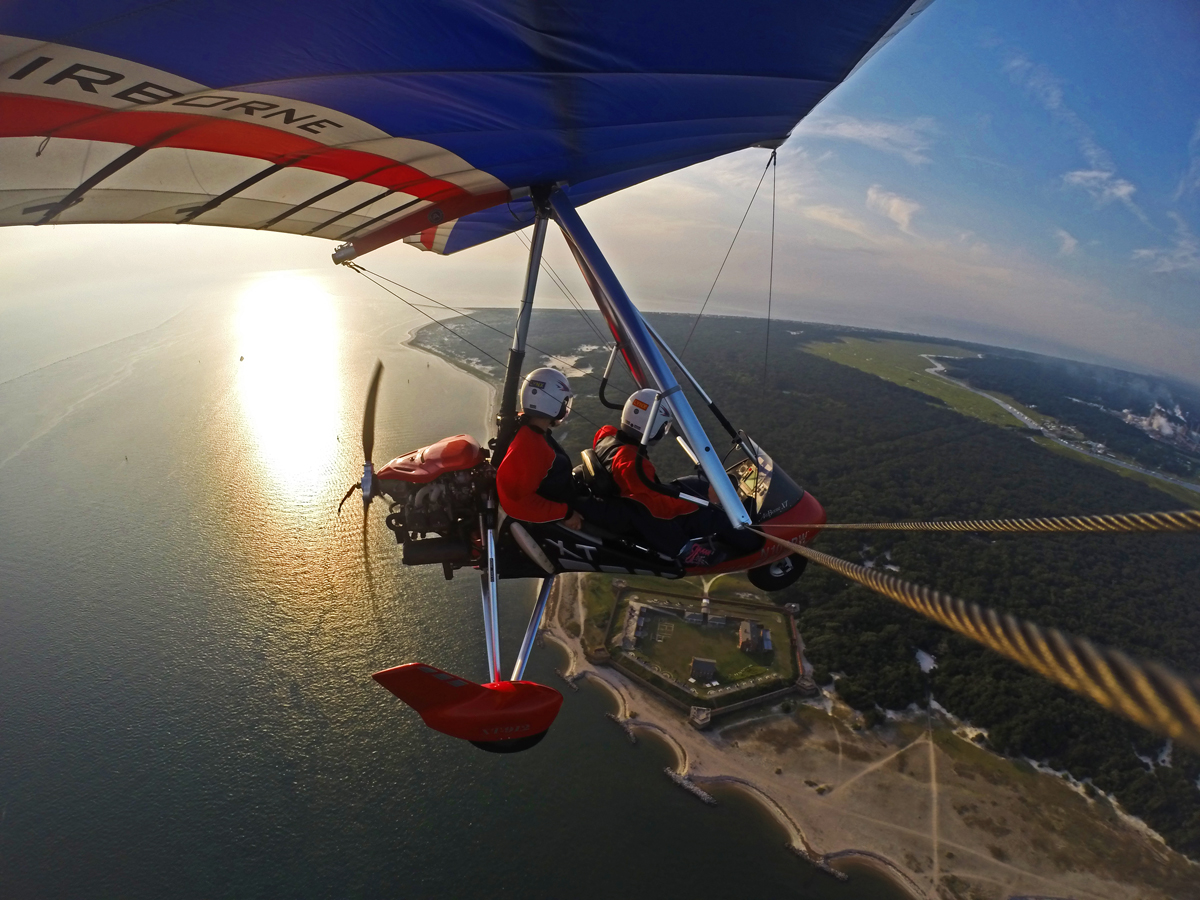 Hang Glide USA Amelia Island Review