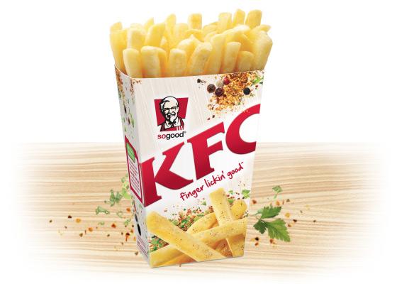 KFC Chips Australia
