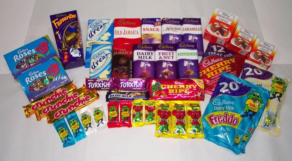 Australian Cadbury