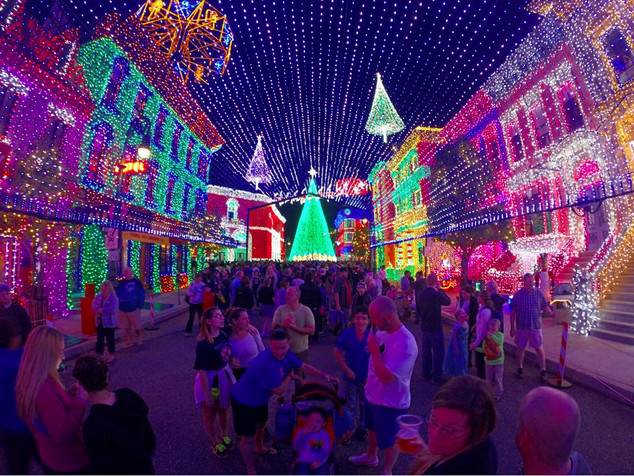 Osborn Spectacle of Dancing Lights 2014