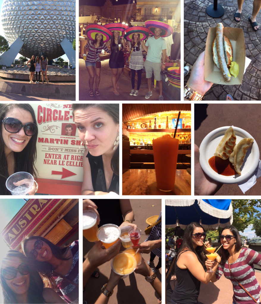 Epcot Food & Wine 2014