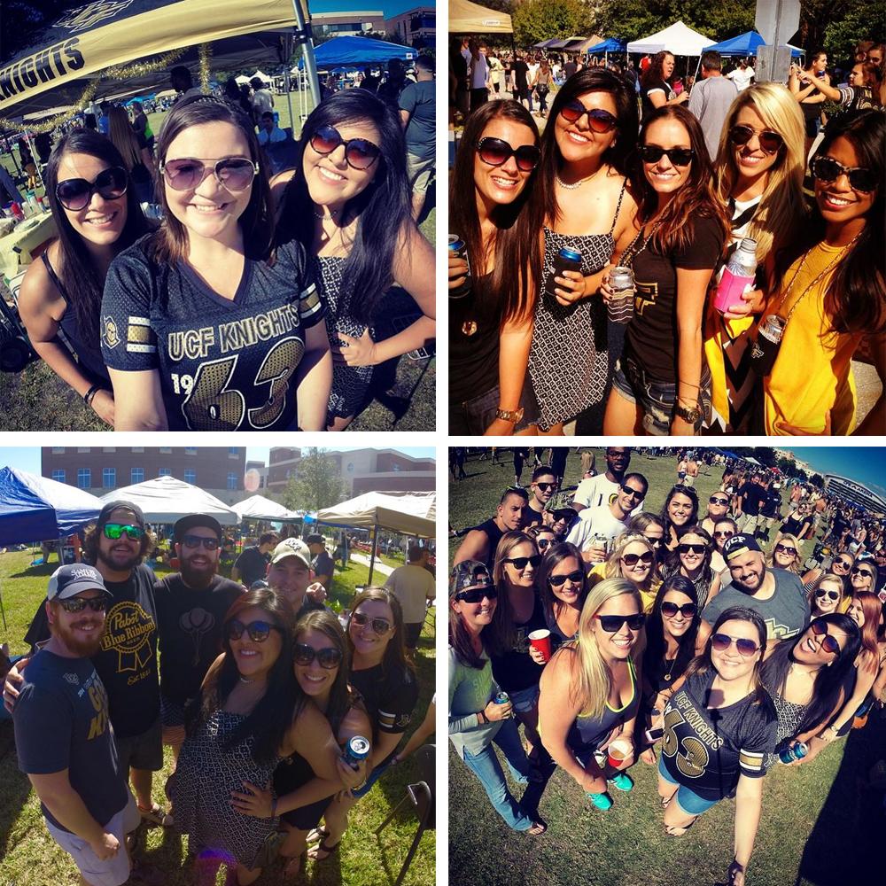 UCF Tailgating 2014