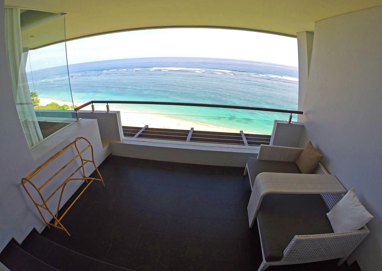 Samabe Bali Suites Balcony