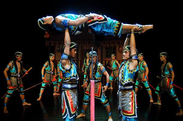 Devdan Show Review Bali