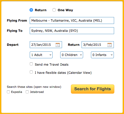 I Want That Flight Review