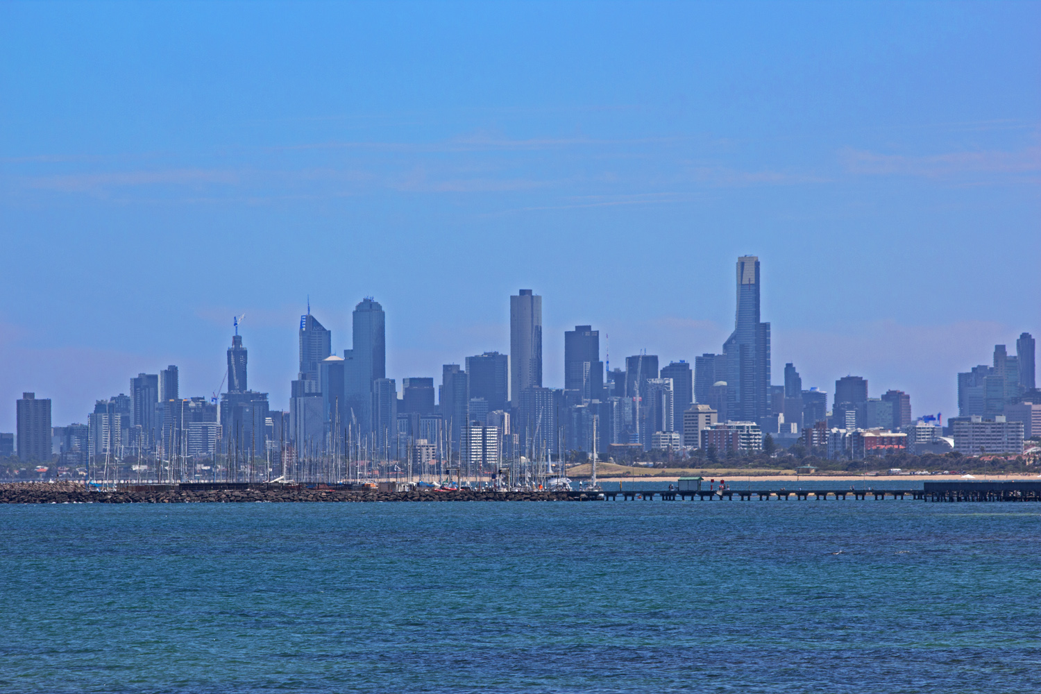 how to get to brighton beach from melbourne cbd