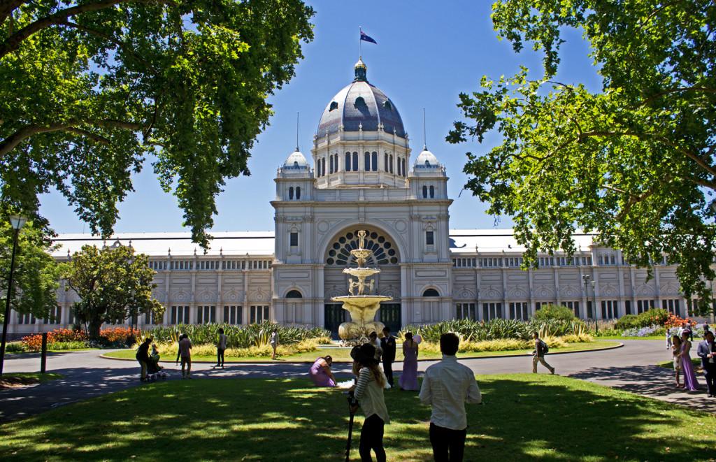 Royal Exhibition Building, Melbourne