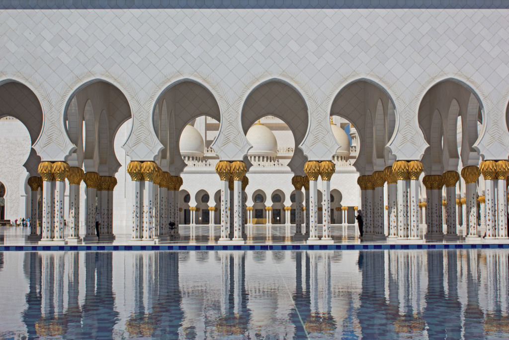 Sheikh Zayed Grand Mosque Tour