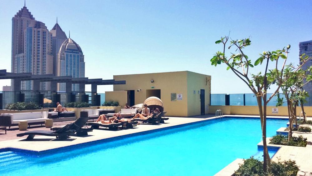 Southern Sun Abu Dhabi Pool
