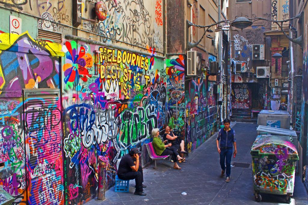 Centre Place, Melbourne