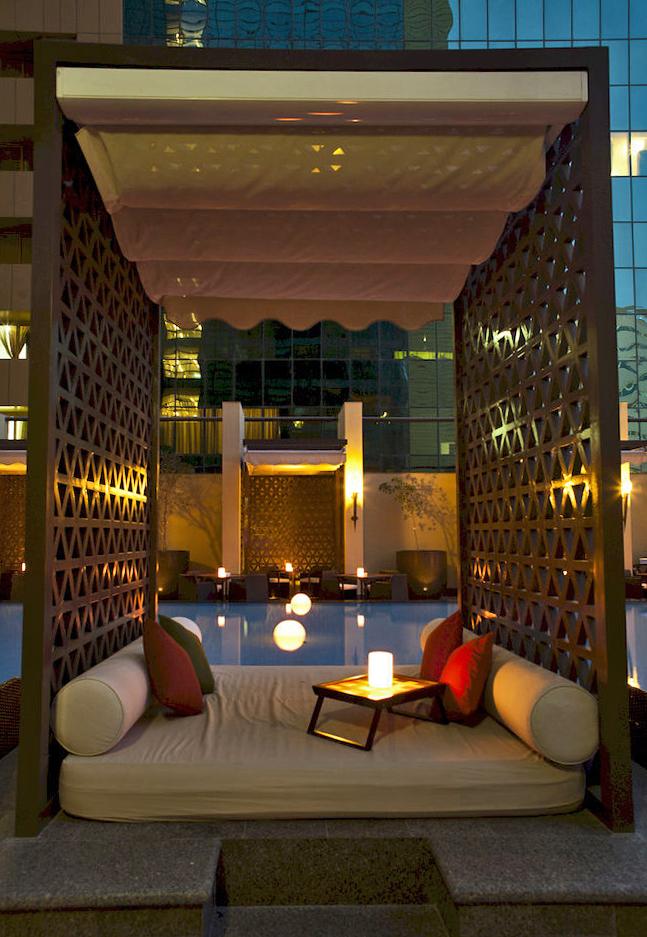 Southern Sun Abu Dhabi Balcon
