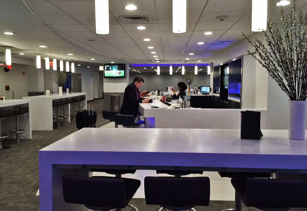 JFK Delta Sky Club Terminal 2 Review