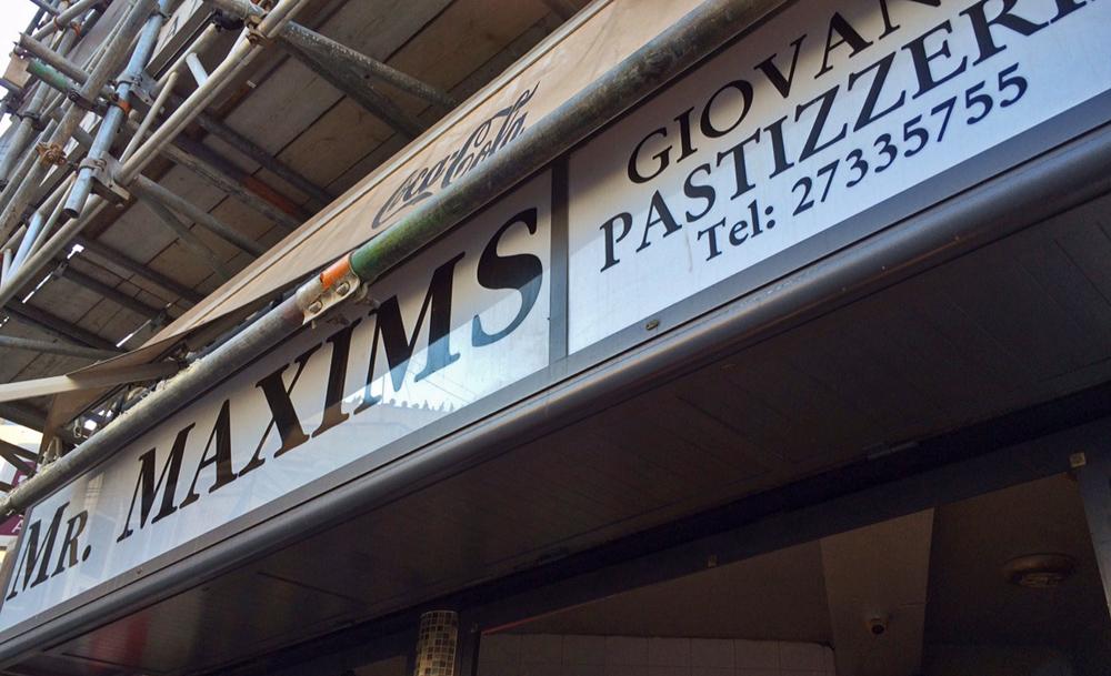 maxims pastizzeria 2