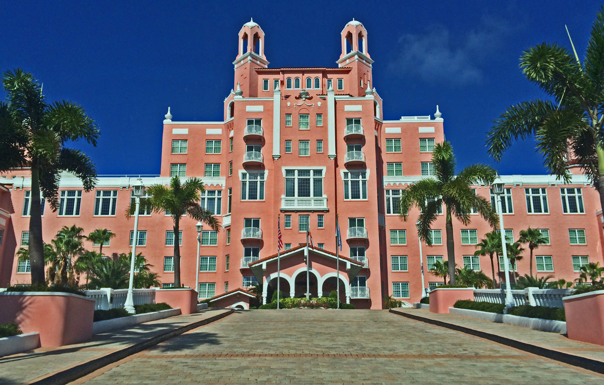 Loews Don CeSar St. Pete Beach