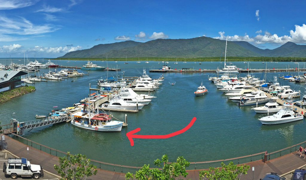 Prawn Star, Marlin Marina, Cairns
