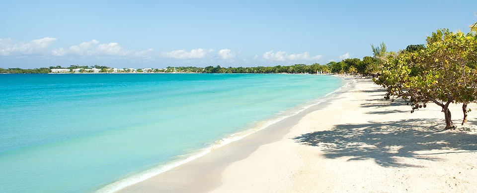 Negril Caribbean Beach